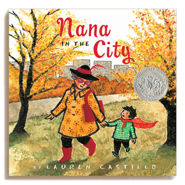 Review: Nana in the City by Lauren Castillo