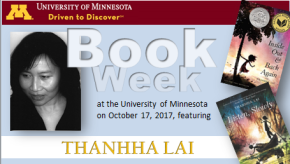 BOOK WEEK: Meet Author Thanhha Lai