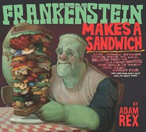 Book Review: Frankenstein Makes a Sandwich