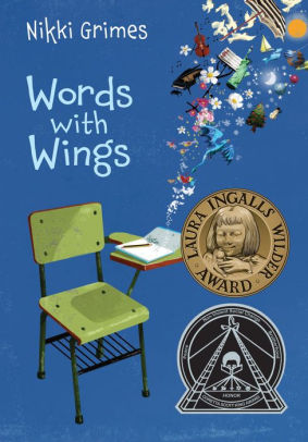 Review: Words with Wings by NikkiGrimes