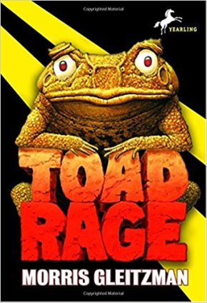 Book Review: Toad Rage by Morris Gleitzman
