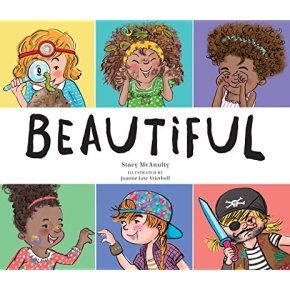 Review: Beautiful by Stacy McAnulty and illustrated by Joanne Lew-Vriethoff