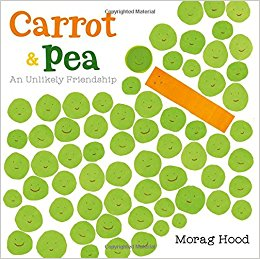 Review: Carrot and Pea: An Unlikely Friendship by MoragHood