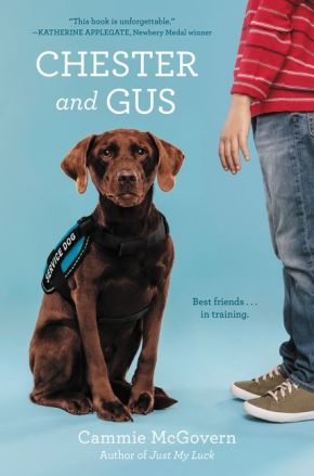 Review: Chester and Gus by Cammie McGovern
