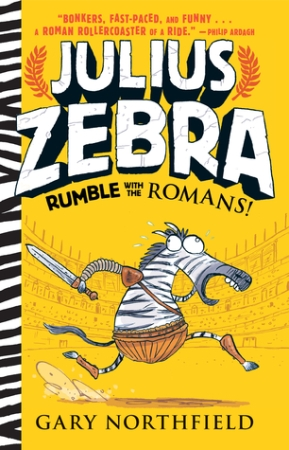 Review: Julius Zebra: Rumble with the Romans! by Gary Northfield