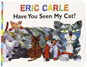 Review: Have You Seen My Cat? by Eric Carle