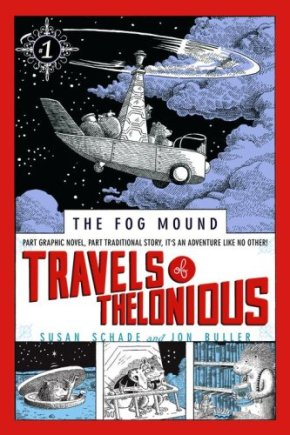 Review: The Fog Mound by Susan Schade, illustrated by Jon Buller