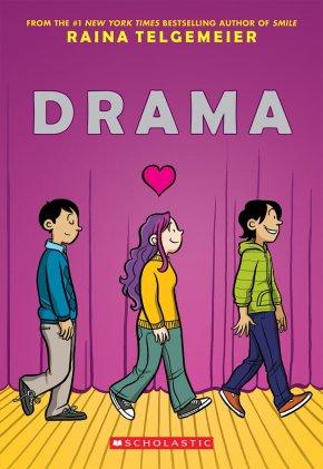 Review: Drama by RainaTelgemeier
