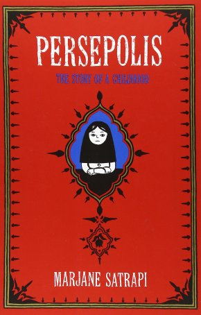 Review: Persepolis: The Story of a Childhood by Marjane Satrapi