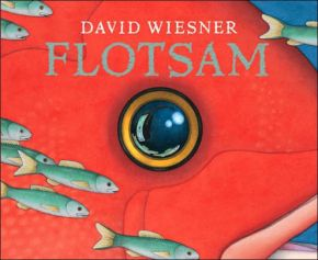 Review: Flotsam by David Wiesner